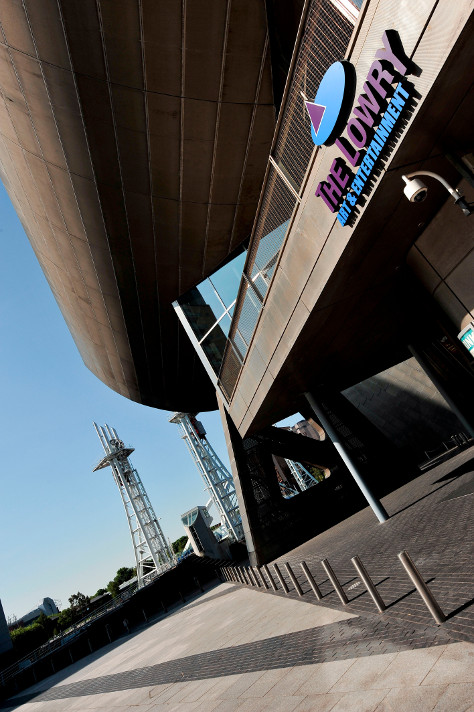 The Lowry Salford Quays