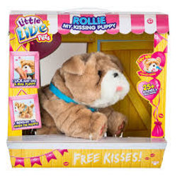 Little Live Pets Rollie My Kissing Puppy 250