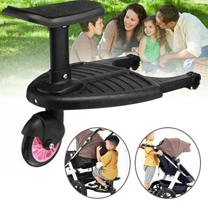 Buggy Board Stroller - 2 Colours