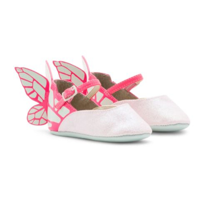 Alex and Alexa - Butterfly Shoes