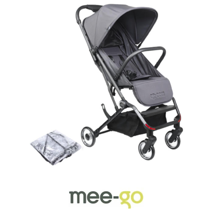 Mee-Go Trio Plus Pushchair Stroller
