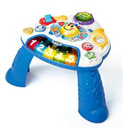 Baby Einstein Discovering Music Activity Table 250