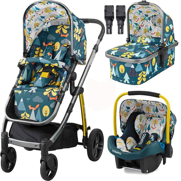 Kiddies Kingdom Pram