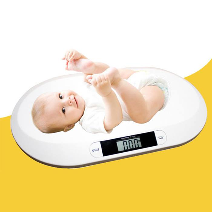 Multi-Function Digital LCD Baby Scales