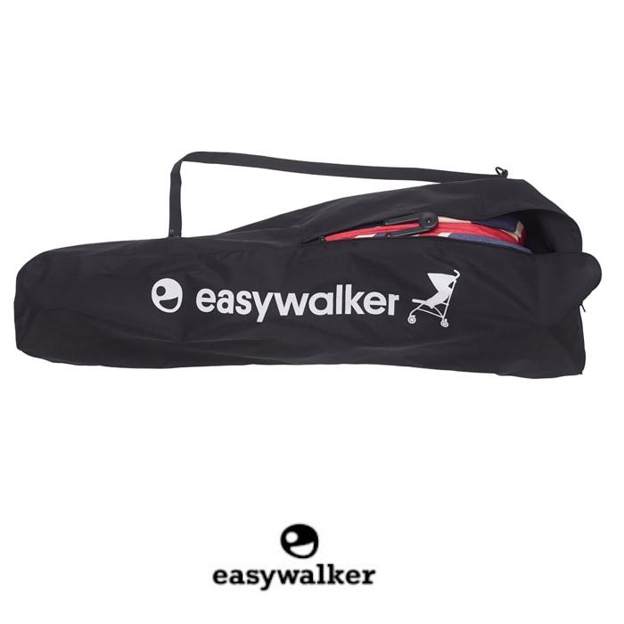 Easywalker Universal Stroller / Buggy Transport Carrybag - Black