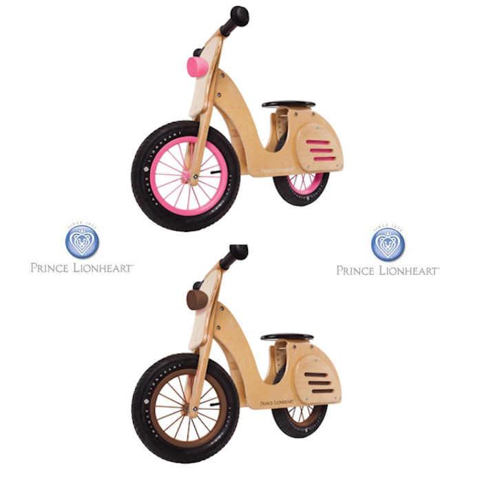 1-Prince Lionheart Whirl Balance Scooter