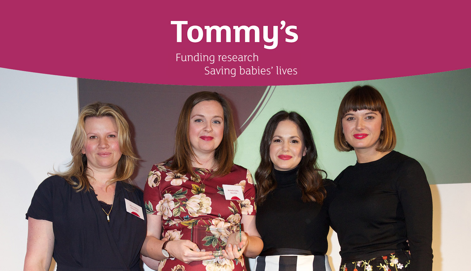 Tommy's Individual Awards 2017-2018