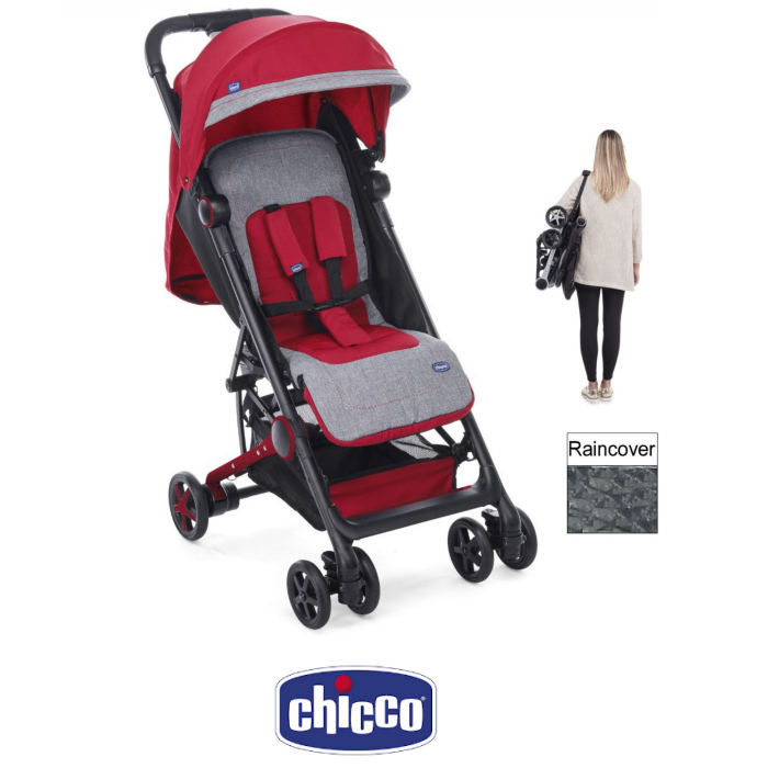 Chicco MiiniMo MiniMo Stroller With Rain Cover