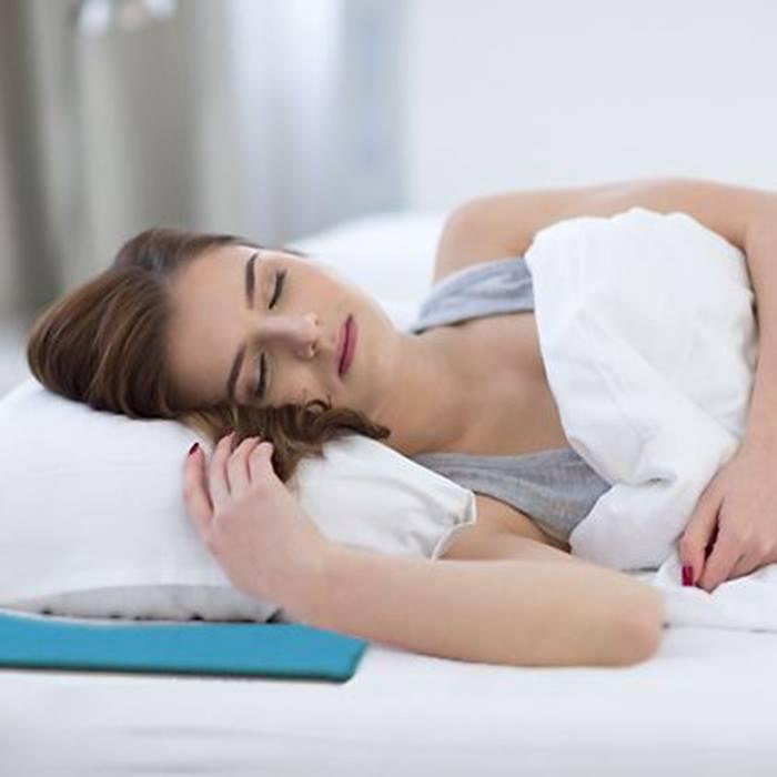 Go Groopie - Coolsnooze Gel Pillow