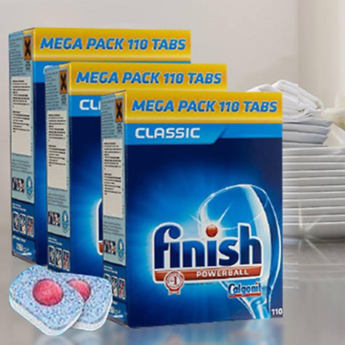 Finish Tablets
