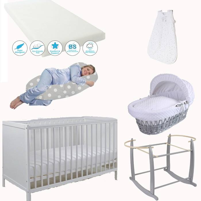 Cuddles Collection Mummy & Baby Sleeptime Bundle