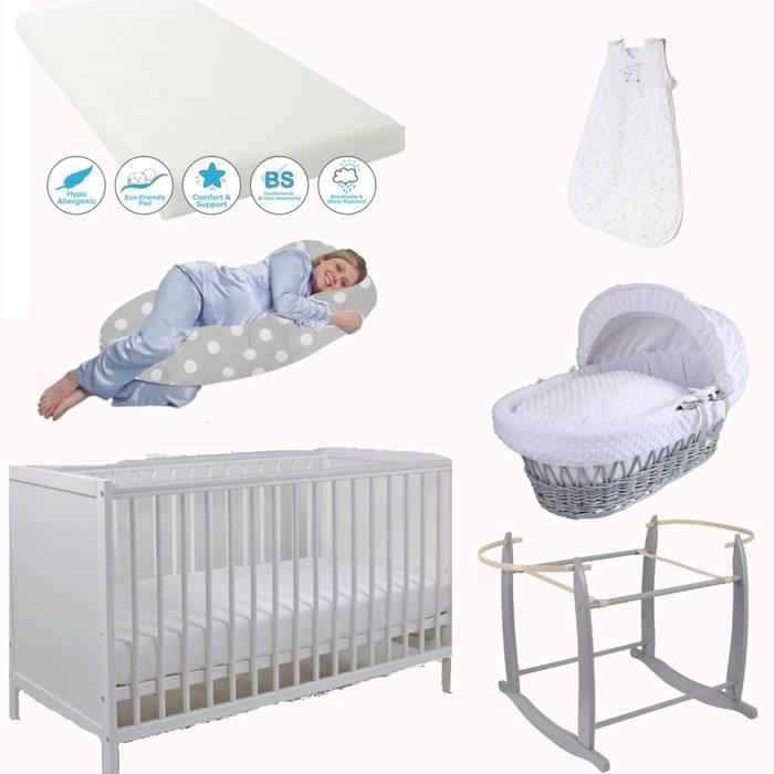 Cuddles Collection Mummy & Baby Sleeptime Bundle