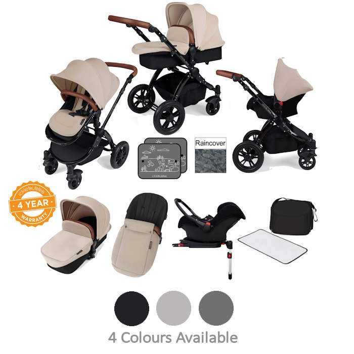 Ickle bubba Stomp V3 All In One Travel System