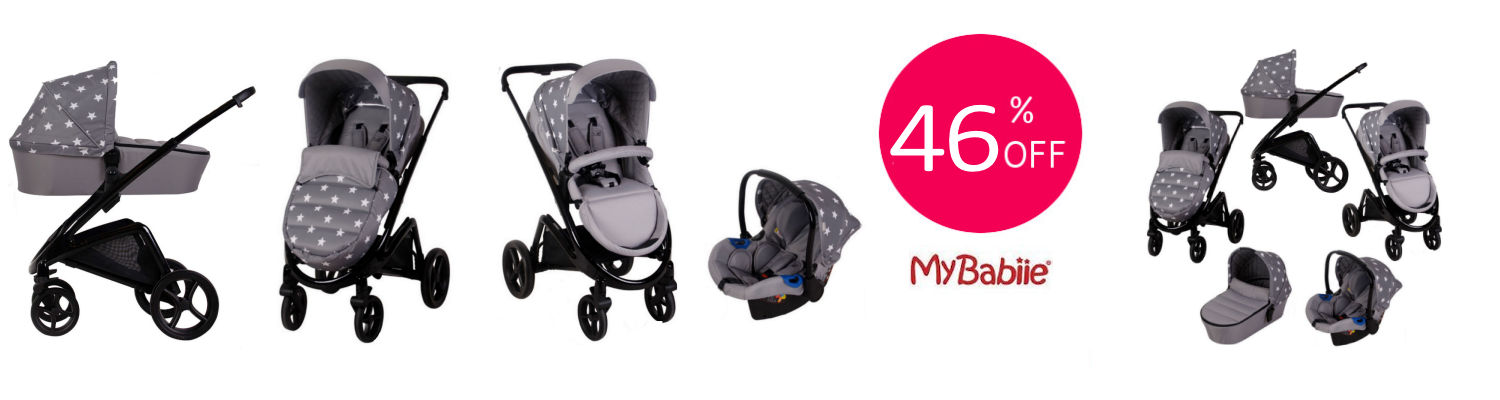 My Babiie MB300 Travel System