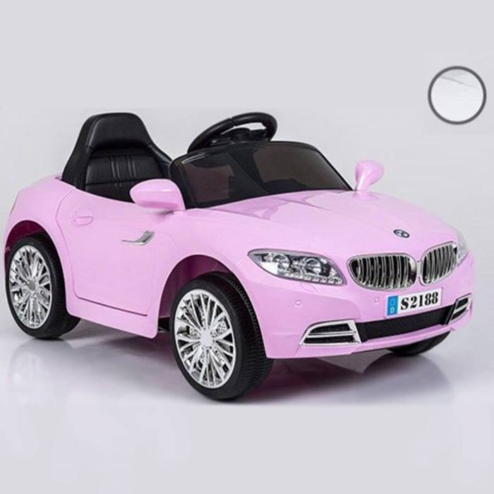 Kid's Electric Ride On Car With Remote Control - 2 Colours