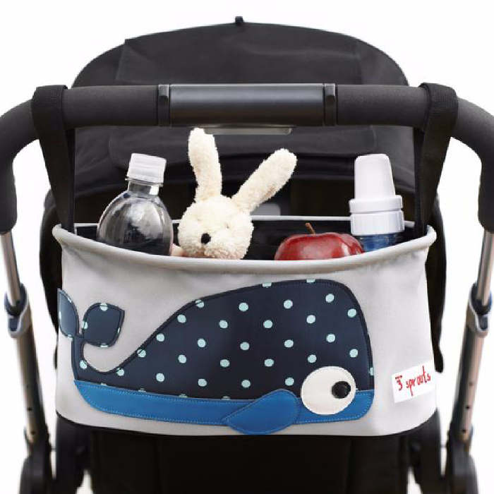 3_sprouts_whale_stroller_organiser