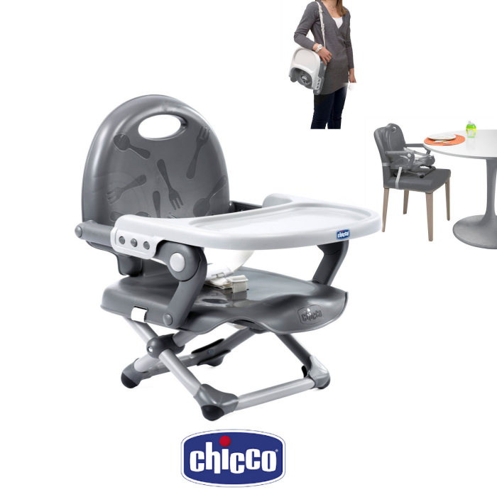 Chicco Pocket Snack Portable Highchair Booster Seat