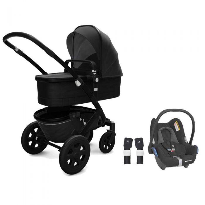 Joolz Geo2 Pushchair Brilliant Black & Cabriofix Bundle