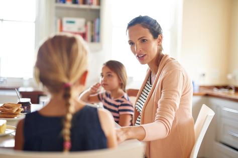 Become an assertive parent 474