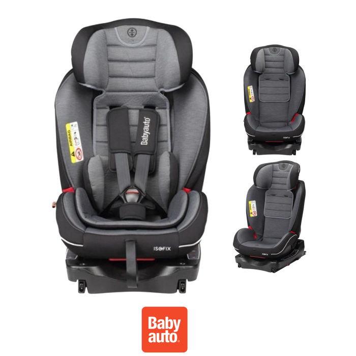 Babyauto Every Stage InfinityFix Group 0123 Isofix Car Seat