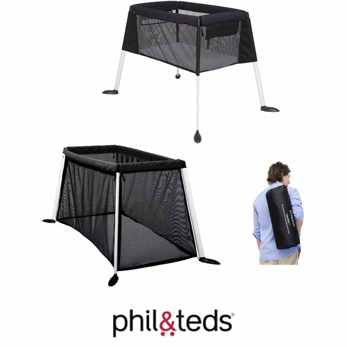 Phil & Teds Traveller Travel Cot / Crib & Bassinet Accessory
