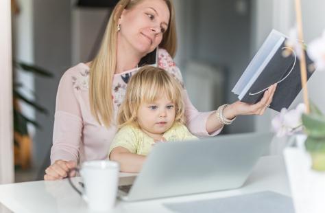 Paying back maternity pay