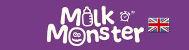 Milk monster logo