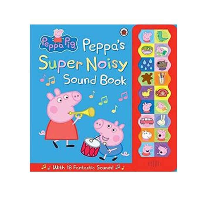 Peppa pig Noisy Sounds Book
