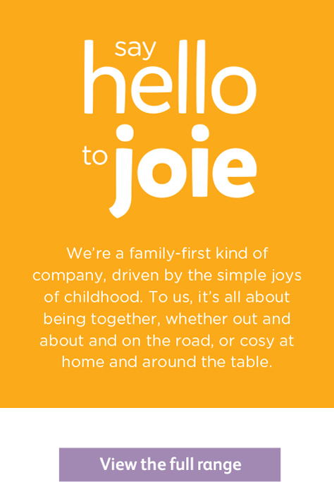say hello to joie