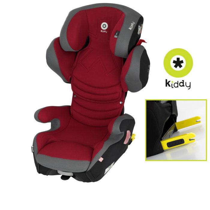 Kiddy Smartfix Group 23 Isofix Car Seat Sao Paulo