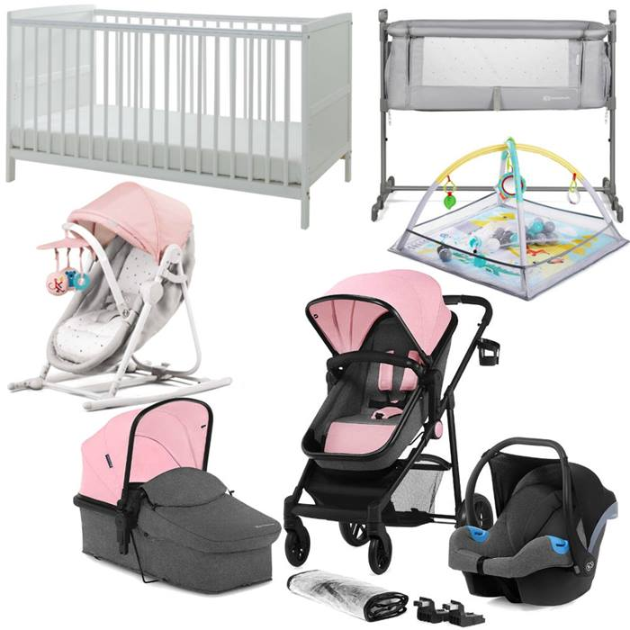 Kinderkraft Juli Kinder Valley Bundle