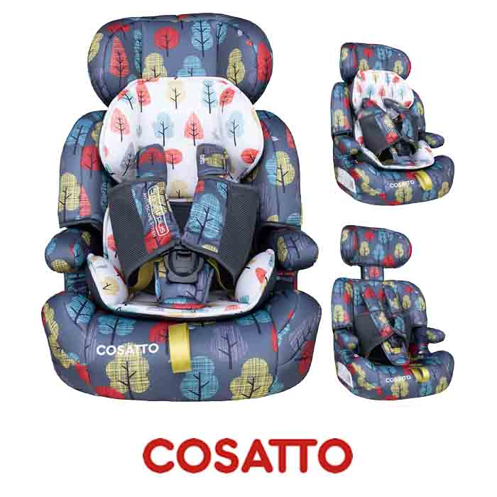Cosatto Zoomi Group 123 Car Seat