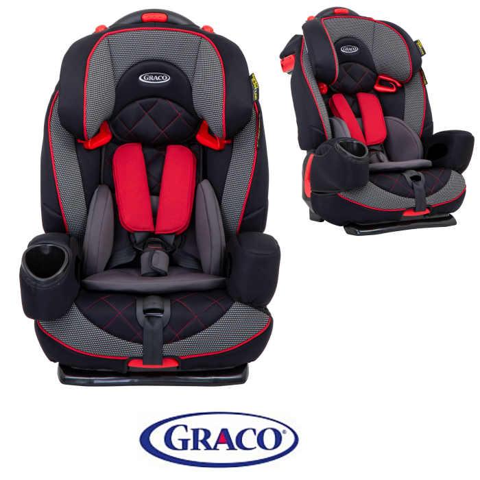 Graco Nautilus Elite Group 1,2,3 Car Seat
